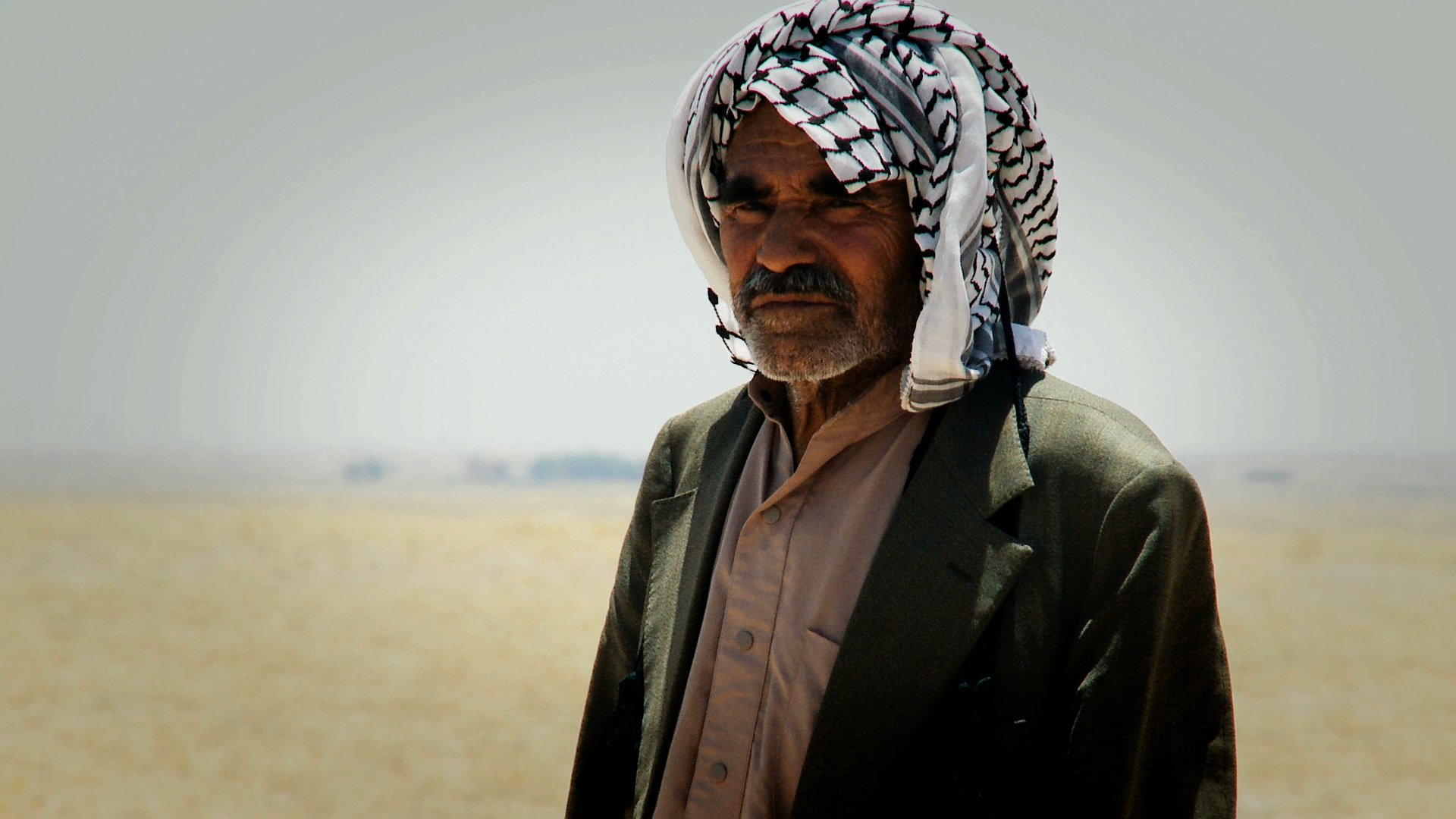 Arab farmer SHAHAB AHMED AWAD lived in Shernaw village in 1963 and saw his Kurdish neighbours expelled from the Kirkuk region by the Arab National Guard. After the collapse of the 1970 Autonomy Agreement between the Kurdish leadership and the Iraqi government, he explains how he, like other Arabs living peacefully amongst Kurds, was himself removed from his home in 1975.