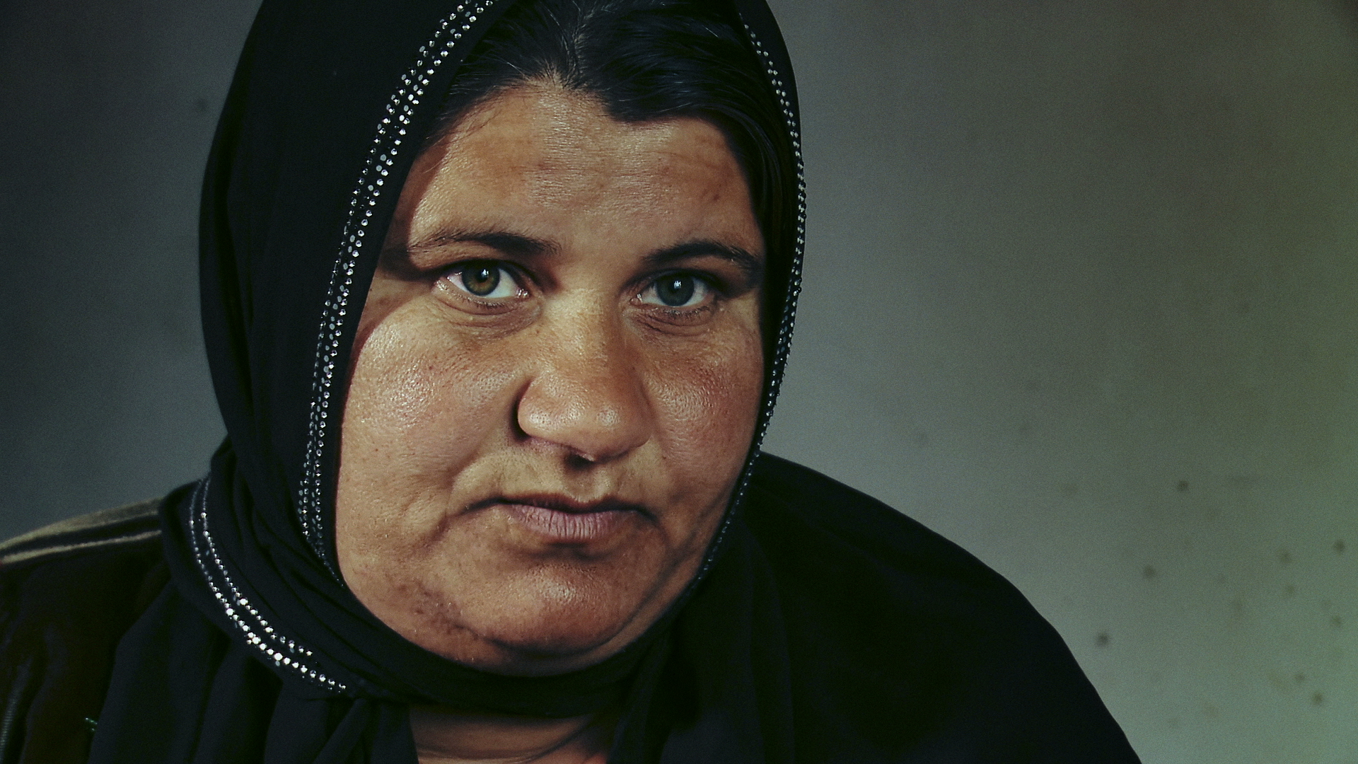 AISHA MAGHDID MAHMOUD witnessed the chemical bombing of Ware village in 1988. Panic-stricken villagers ran to the local spring to wash themselves and their children. However, the water was poisoned and 20 lost their lives. Unaware that Aisha, her brother and her mother had escaped, her father searched desperately for them in the village and never returned.
