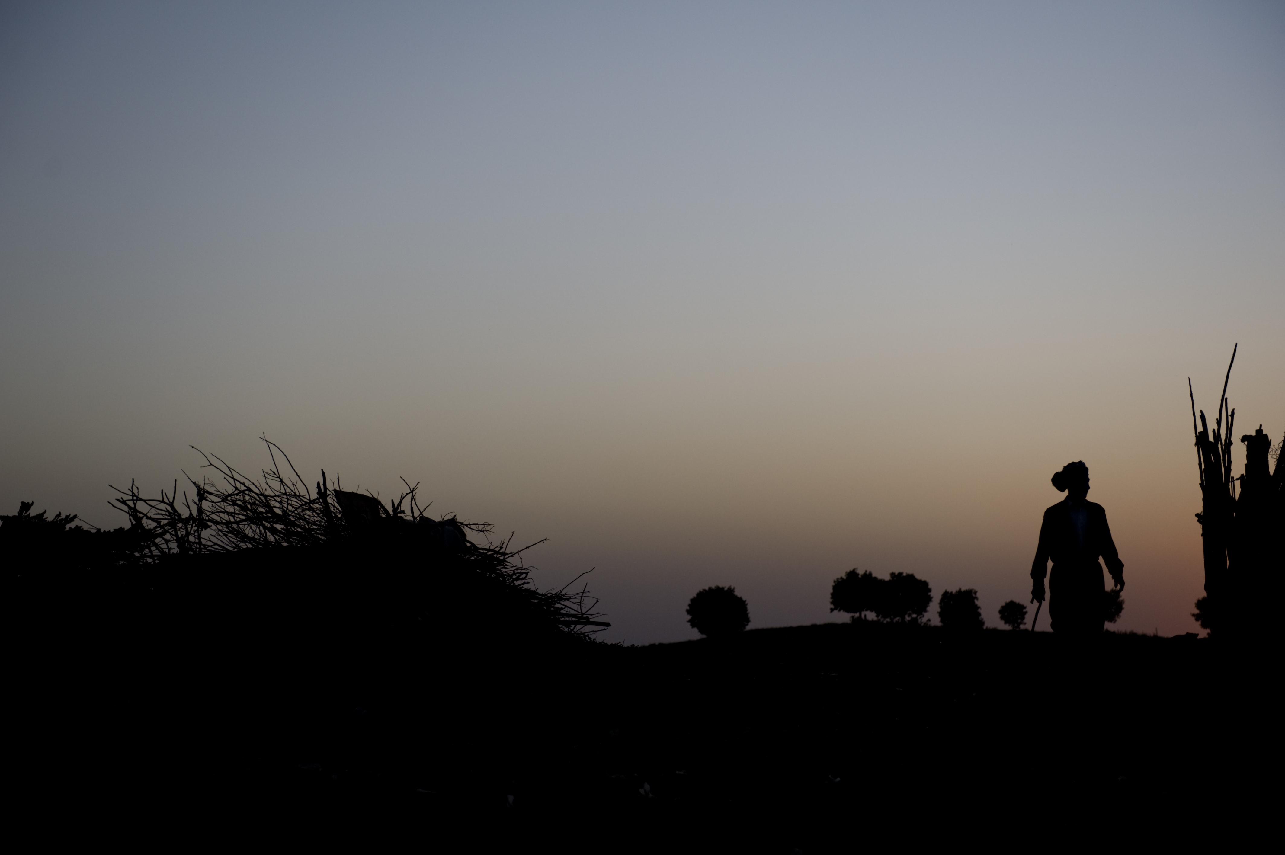 RURAL LIFE IN KUREME, NORTHERN IRAQ